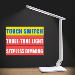 $enCountryForm.capitalKeyWord Australia - Adjustable Book Lamp USB Desk Lamp 59LED Touch Torch Home Decor Night Beside Bed Eye-Care read Sensitive Light