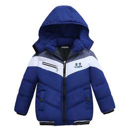 $enCountryForm.capitalKeyWord Australia - Children Coat 2019 Boys Jacket Autumn coat kids outerwear Winter Autumn long-sleeved warm Hoodied Coat for 1 2 3 4 5 years boys