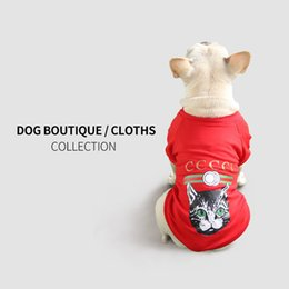 fall trends clothing 2019 - Tedora small pet supplies new dogs clothing trend custom sweaters pet casual puppy Pet dog clothes Sweater collars cheap