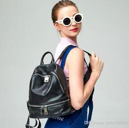 Styles Backpacks Australia - new European style brand backpack fashion designer multi-pocket package women and men backpacks high quality handbags popular travel bag