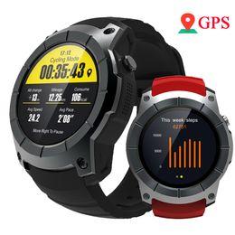 Discount smart watch support apple ios compatible - GPS sport smart watch S958 Pedometer Fitness Tracker Heart Rate Monitor smartwatch Sports Waterproof Watch Support SIM T