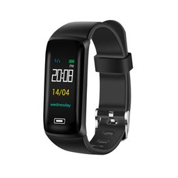 fitness bluetooth Australia - Bluetooth M5 PLUS Fitness Tracker Bracelet Watch Blood Pressure Heart Rate Monitor wristband Activity Tracker Smart Band For Android IOS
