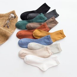 Underwear & Sleepwears Aspiring 1 Pair 2019 New Men Cotton Vintage Knitting Socks Women Spiral Pattern Weave Socks Winter Warm Colorful Socks Hosiery Wholesale