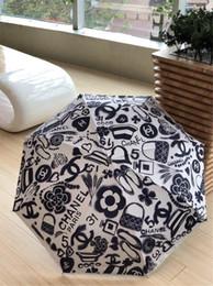 Metal Sunshade Australia - brand Fold Umbrellas Magic For Cartoon Folding Sun Protection Anti-UV Opaque Automatic Sunshade Small Unbrella with box