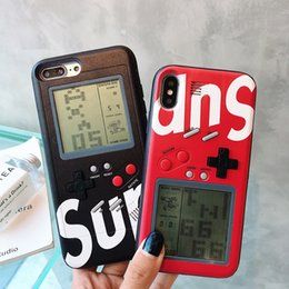 Wholesale For Smart Phone Case Sup Mobile phone Cover Retro Game Consoler In Cell Phone Protector Multiple Games For Realaxing