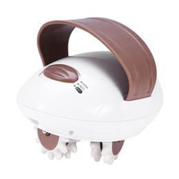 $enCountryForm.capitalKeyWord Australia - Electric Mini Body Massager Full Body Leg Massage Machine Weightloss Gear Roller Cellulite Massage Device T190712