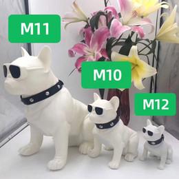 Großhandel 3pcs / TOP Hund Bluetooth Lautsprecher Jarre Aer0Bu1l Nano Hund Wireless-Lautsprecher Portable Stereo Subwoofer Freisprecheinrichtung AEROBULL für Smartphone