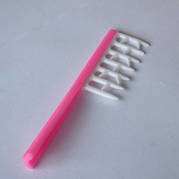 Cosmetic Hair Combs Australia - Hair Combing Comb Large Tooth Comb Cosmetic Make Up Fashion For Women Lady