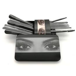12 pçs / set Nu / Mac / Kylie Maquiagem Profissional escova fundação pó blush Delineador Maquiagem pincéis de alta tecnologia make up ferramentas de presente de Natal venda por atacado