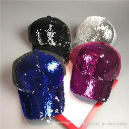 Mesh Fiber Australia - Popular style ball caps Cute baseball cap mesh caps summer super shiny ball caps free shipping