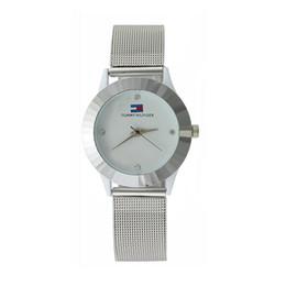 $enCountryForm.capitalKeyWord UK - 2019 New Super Gift Watches fashion dress elegant designer Women Stainless Steel Mesh Wristwatches Ultra Thin Dial Clock Women Quartz-Watch