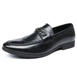 Discount casual men elegant shoes - Men Elegant Men Shoes Spring Leather High Quality Brand Casual Comfortable Leather Shoes Men #MPX8116162