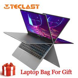 Bluetooth processor online shopping - Teclast F5 Laptop Windows GB RAM GB SSD Intel Gemini Lake N4100 Quick Charge Rotating Touch Screen Notebook PC