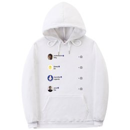 $enCountryForm.capitalKeyWord Australia - Xxxtentacion Hoodies Black White Pink Khaki Orange Grey Red Dark Grey Streetwear Men women Sweatshirts Hip Hop Hoodie Pullover