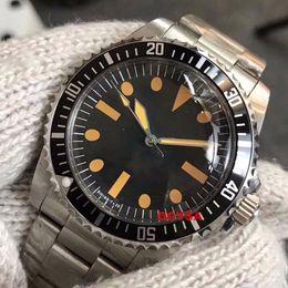 Старинные ААА роскошные мужские часы мужчины фирменное наименование Пол Ньюман механические автоматические часы из нержавеющей стали дизайнер наручные часы reloj