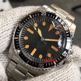 5f2afc835fef Vintage Aaa de lujo para hombre relojes hombres marca Paul Newman mecánico  automático reloj de acero inoxidable Diseñador relojes