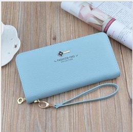 $enCountryForm.capitalKeyWord Australia - Wallet 2019 New Women's Long Zipper, Large Capacity, Multifunctional Fashion, European and American Handbags, Women's Mobile Bags B-325X