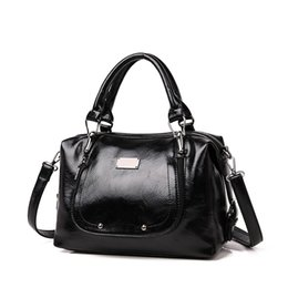 $enCountryForm.capitalKeyWord UK - New Fashion Women Handbags Soft PU Leather Shoulder Bags Lady Large Capacity Solid Multi Color Female Casual Tote bag