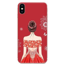 sony xperia style case Canada - Custom Style Design Beautiful Girl Rose Heart For Sony Xperia Z Z1 Z2 Z3 Z4 Z5 compact Mini M2 M4 M5 T3 E3 E5 XA XA1 XZ Premium LWewt