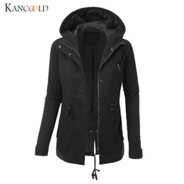 $enCountryForm.capitalKeyWord NZ - KANCOOLD coats Ladies Hoodie Sweatshirt Zip Up Plain Jacket Hooded Coat Womens Jumper Hoody new coats and jackets women 2019AUG6