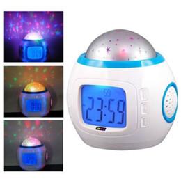 $enCountryForm.capitalKeyWord UK - Sky Star Night Light Projector Lamp Bedroom Alarm Clock with music,kids night light with alarm clock Children Baby Xmas Gift