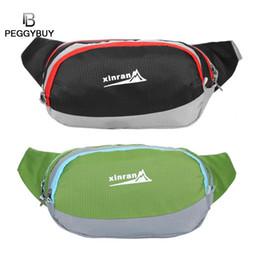$enCountryForm.capitalKeyWord NZ - Unisex Nylon Crossbody Bag Travel Waterproof Outdoor Wallet Waist Belt Pack
