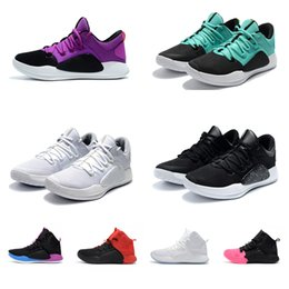 $enCountryForm.capitalKeyWord Australia - 2018 Mens Hyperdunk low basketball shoes x 10 new arrival Oreo BHM Christmas Black Blue White Purple Red Aunt Pearl KD 11 with box for sale