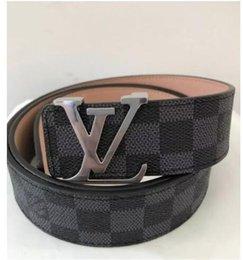 Hot 2018 classico nero di lusso di alta qualità ceinture designer cinture moda big tallone cintura fibbia delle donne degli uomini cintura spedizione gratuita g9