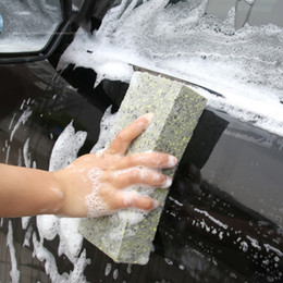 $enCountryForm.capitalKeyWord Australia - Car Wash Sponges Washing Block for Car Washer & Cleaning Mini Honeycomb styling Clean Tools Brush 0255