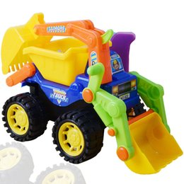 toy electric car parts NZ - Summer Beach Sand Play Toys Children Excavator Beach Engineering Vehicle Plastic Large size Car Early Education Gift Beach Toy