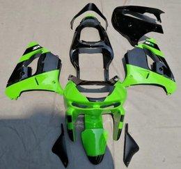 $enCountryForm.capitalKeyWord Australia - New ABS fairings kit for Ninja Kawasaki ZX9R 1998 1999 ZX-9R 98 ZX 9R 99 Free Custom color green black