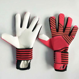 $enCountryForm.capitalKeyWord NZ - Wholesale- Professional Football Goalkeeper Gloves For Adult Child Men Soccer Glove without Finger Protector