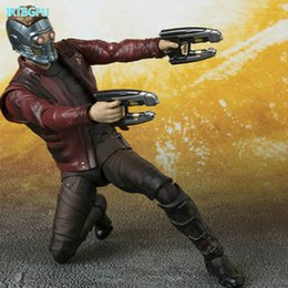 $enCountryForm.capitalKeyWord NZ - Peter Jason Quill United Front Guardians Of The Galaxy Anime Figures Marvel Action & Toy Figures Model Collection New Arrivals