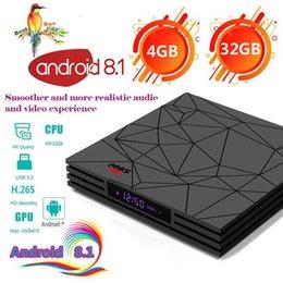 Google Hd Media Player Australia - 1 PCS 2019 M9S Y2 4GB 32GB RK3328 Quad Core Android 8.1 4K TV BOX WIFI USB 3.0 Bluetooth4.0 Media Player Google TV Digital Display