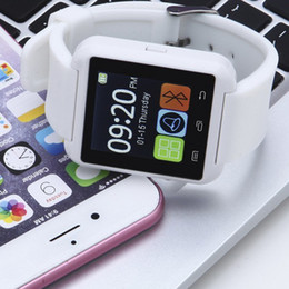 $enCountryForm.capitalKeyWord NZ - Bluetooth 3.0 Smart Watch U8 Wearable Wristband Dial Call Fitness Tracker Music Player Smart Phone Portable Smartwatch Dropship