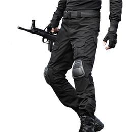 $enCountryForm.capitalKeyWord UK - Tactical Pants Cargo Pants Men Camouflage Pantalon Frog Knee Pads Work Trousers Army Hunter SWAT Combat Trousers