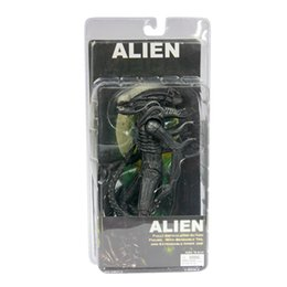 "$enCountryForm.capitalKeyWord UK - Free Shipping Neca Official 1979 Movie Classic Original Alien Pvc Action Figure Collectible Toy Doll 7"" 18cm Mvfg035 C19041501"