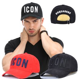 Wholesale hat tours for sale – custom High quality ICON men s baseball cap ladies black hat designer golf hat snapback bone father dad hat four seasons cotton outdoor street tour
