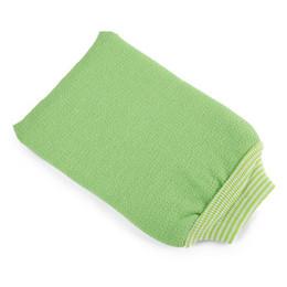 $enCountryForm.capitalKeyWord UK - Bath Glove Brushes Massage Loofah Scrubber Body Wash Body Glove Shower Accessory Spa Towel Foaming Exfoliating Dead Skin Remover