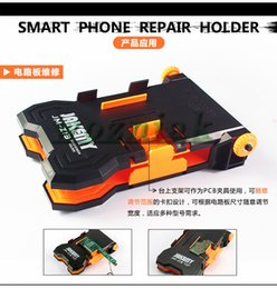 Discount screw fix tools - Screen spread machine screw driver repair motherboard fixture mobile phones fixed bracket dismantling machine tools