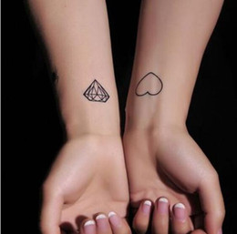 Shop Heart Foot Tattoos Uk Heart Foot Tattoos Free Delivery To Uk