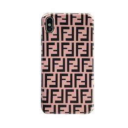 $enCountryForm.capitalKeyWord Australia - One Piece Designer Luxury Phone Case for PU Designer Phone Case for iPhone 7 8 P X Xs Max Back cover hot sale case with luxury logo