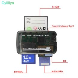 $enCountryForm.capitalKeyWord Australia - 6 in 1 card reader SD MMC XD SM MS CF MD Memory Multi in one USB2.0 Smart media card reader