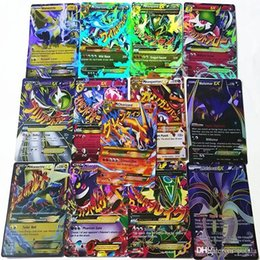 Board Cards NZ - 1PCS Trading Cards Games Evolutions guess anime juguetes board games cards against muggles Anime Pocket Monster Toys poker Pikachu 60pcs lot