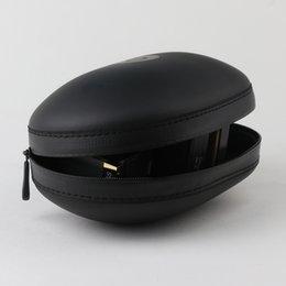 Zipper Eye Glasses Sunglasses Hard Case Box Portable Protector Black Sunglasses Box Lt88 Pure White And Translucent Eyewear Accessories