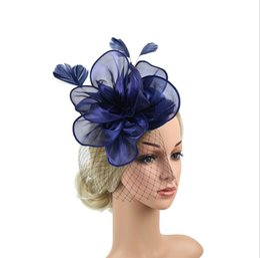 $enCountryForm.capitalKeyWord NZ - Screen Hair Decoration Bride's Ball Hat, Hair Hoop and Hairpin Double Style