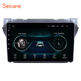 oem gps 2019 - 9 inch Android 8.1 OEM Car Radio GPS Navigation for 2009-2016 Suzuki alto with USB Bluetooth music WIFI support Steering
