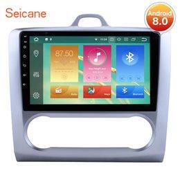$enCountryForm.capitalKeyWord Australia - Seicane 10.1 Inch Android 8.0 8.1 GPS Car Radio For 2004 2005 2006-2011 Ford Focus 2 Quad-core Octa-core Wifi Multimedia Player
