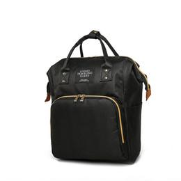 Backpack Stroller UK - Baby Bags For Mom Modish Baby Stroller Backpacks Large Capacity Waterproof Women'S Bags Multipurpose Maternity Changing Backpack