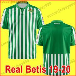 906e3cf3a Real Betis Soccer Jersey 2019 2020 soccer jerseys football shirt uniforms  kit 19 20 JOAQUíN SERGIO LEóN BARTRA INUI camiseta de futbol
